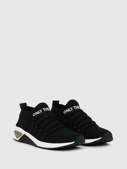 Diesel - S-KB SL II W, Black - Sneakers - Image 2