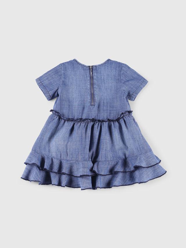 Diesel - DRELLAB, Blue Jeans - Dresses - Image 2