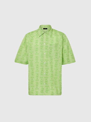S-ROHAD-C, Green Fluo - Shirts