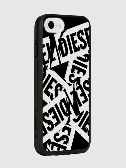 Diesel - MULTI TAPE BLACK/WHITE IPHONE 8/7/6S/6 CASE,  - Cases - Image 6