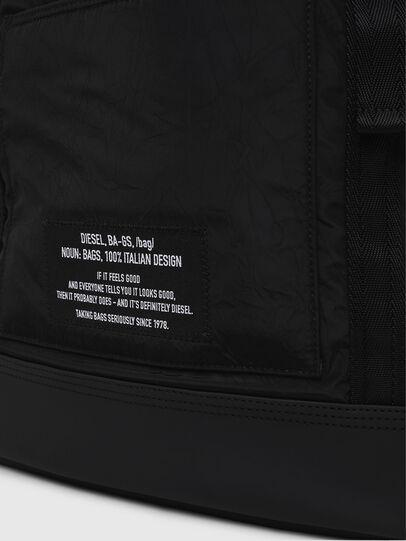 Diesel - F-SUSE BACKPCK, Black - Backpacks - Image 4
