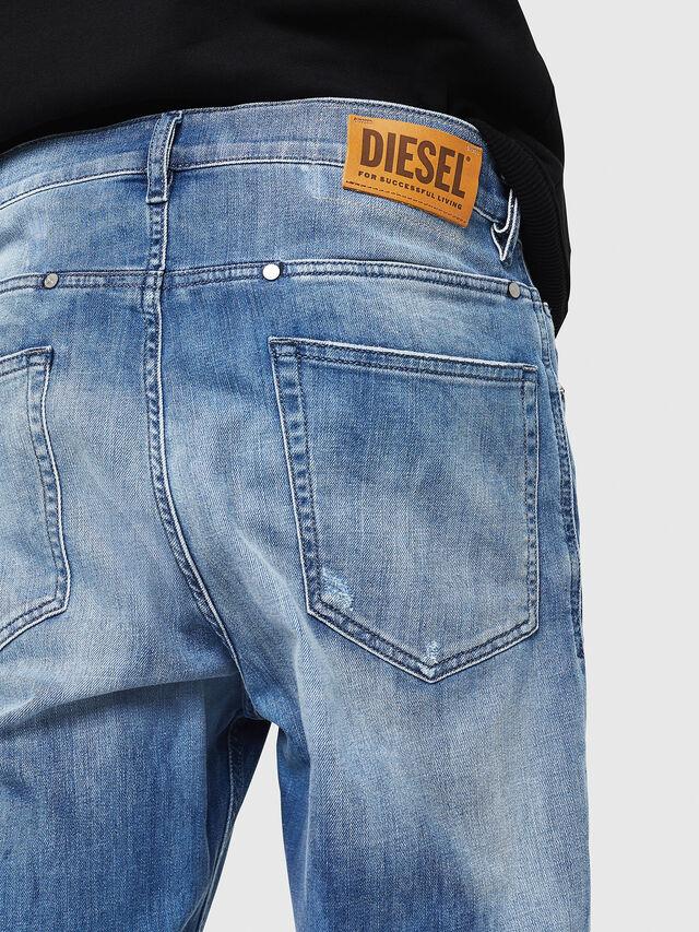 Diesel - D-Eetar 081AS, Medium blue - Jeans - Image 3