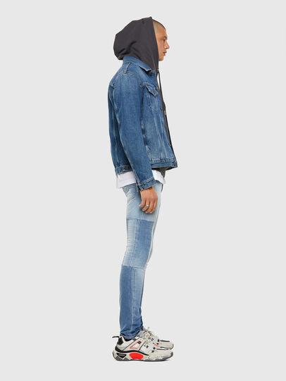 Diesel - Tepphar 009FJ, Light Blue - Jeans - Image 9
