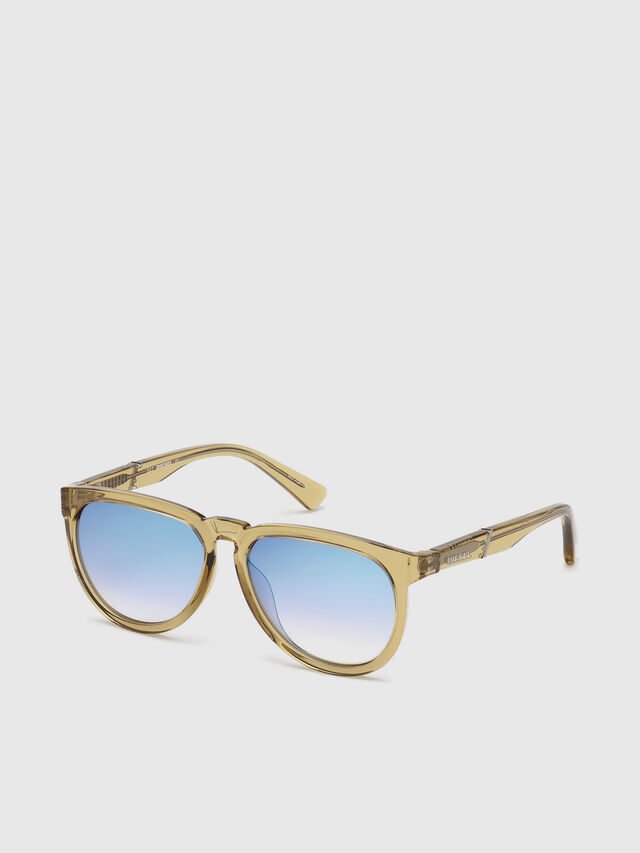 Diesel - DL0272, Light Brown - Kid Eyewear - Image 2
