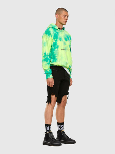 Diesel - D-KRASY, Black - Shorts - Image 6