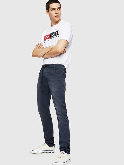 Diesel - Krooley Long JoggJeans 0670M,  - Jeans - Image 4