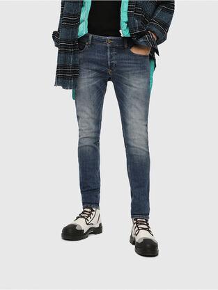 7f9638f7d75 Mens Sleenker Skinny Jeans   Diesel Online Store