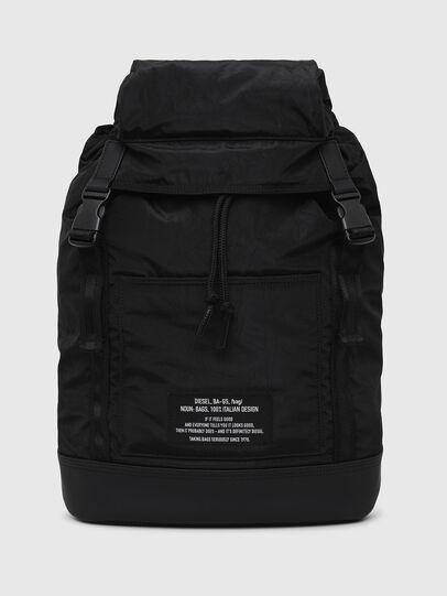 Diesel - F-SUSE BACKPCK, Black - Backpacks - Image 1