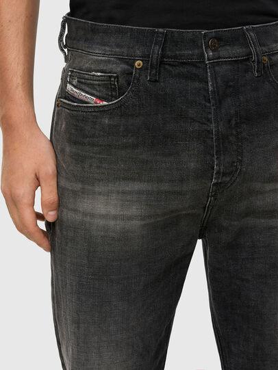 Diesel - D-Vider 009JW, Black/Dark grey - Jeans - Image 3