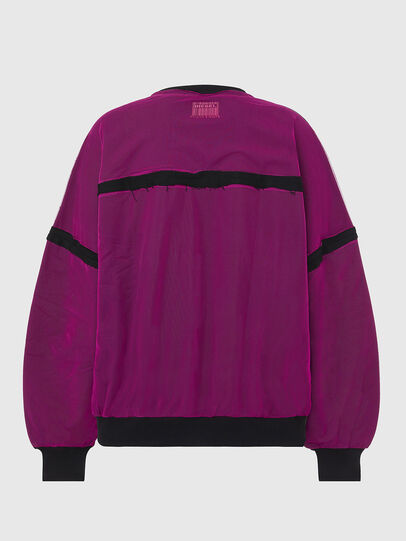 Diesel - F-TRULY, Hot pink - Sweaters - Image 2