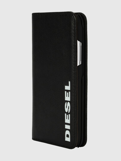 Diesel - DIESEL 2-IN-1 FOLIO CASE FOR IPHONE XS & IPHONE X,  - Flip covers - Image 3