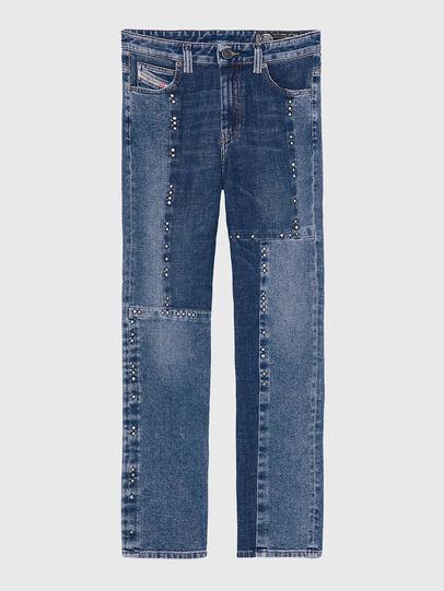 Diesel - D-Eiselle 009KP, Light Blue - Jeans - Image 7