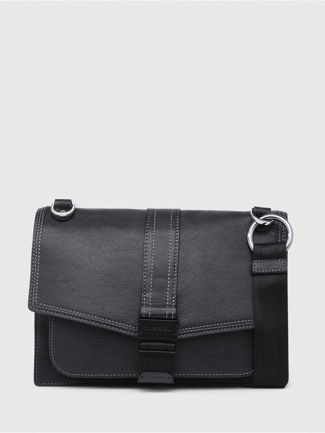 Diesel - MISS-MATCH CROSSBODY, Black - Crossbody Bags - Image 1
