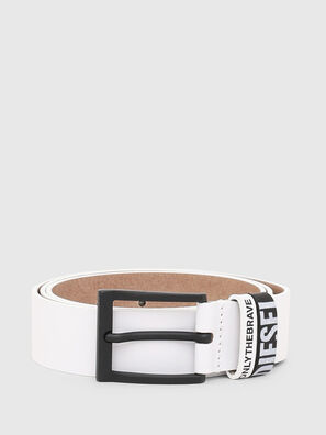 B-ELEN, White - Belts