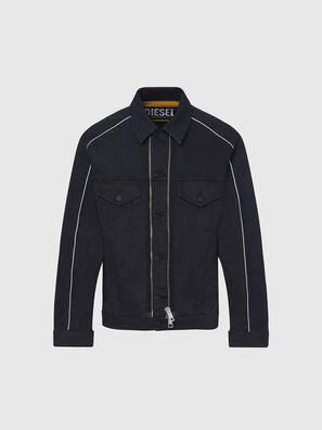 D-BRAVY-SP JOGGJEANS, 02 - Denim Jackets