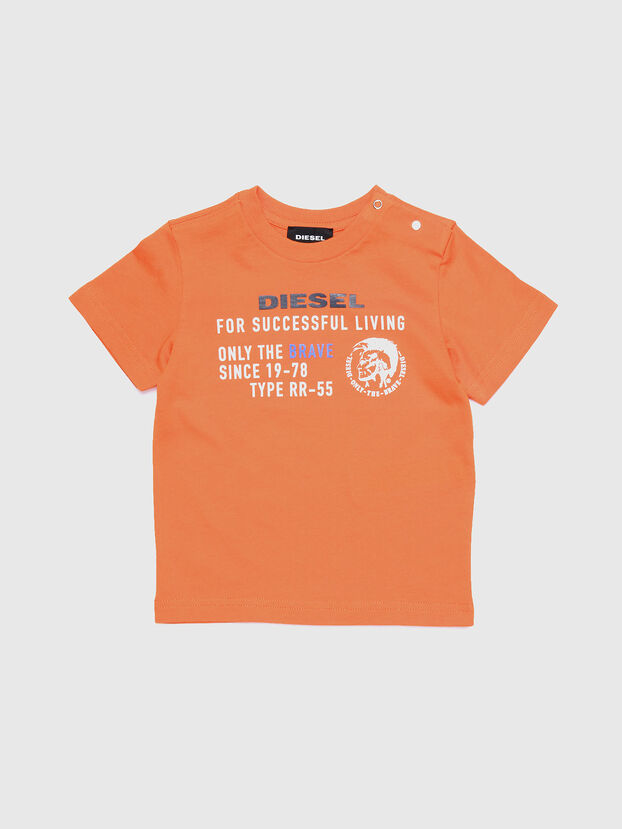 TDIEGOXB, Orange - T-shirts and Tops
