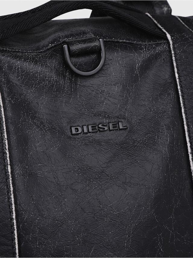Diesel - VOLPAGO BACK, Anthracite - Backpacks - Image 4