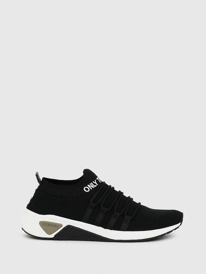 Diesel - S-KB SL II W, Black - Sneakers - Image 1