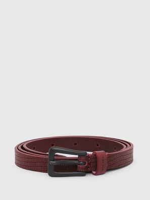 B-MONO, Bordeaux - Belts