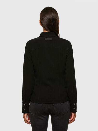 Diesel - C-SANDY, Black - Shirts - Image 2