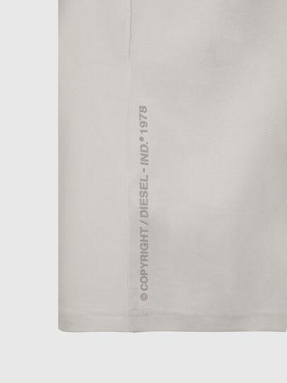 Diesel - T-DIEGOS-X45, White - T-Shirts - Image 3