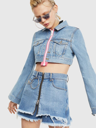 DE-ZAUPY-C,  - Denim Jackets