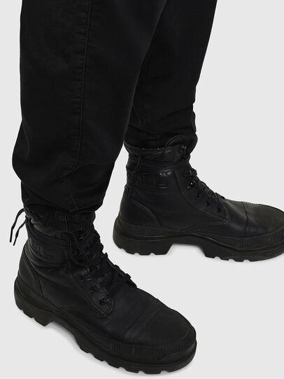 Diesel - D-Toller JoggJeans 0687Z, Black/Dark grey - Jeans - Image 6