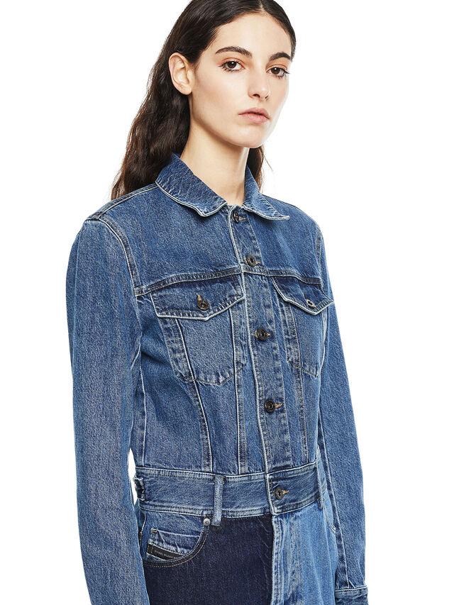 Diesel - DINAP, Blue Jeans - Dresses - Image 5