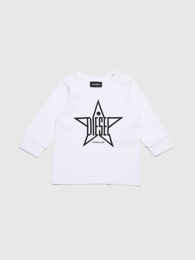 TDIEGOYHB-ML, White - T-shirts and Tops