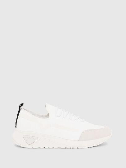Diesel - S-KBY STRIPE, White - Sneakers - Image 1