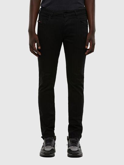 Diesel - D-Bazer 0688H, Black/Dark grey - Jeans - Image 1