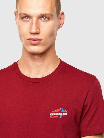 Diesel - T-DIEGOS-K36, Brown - T-Shirts - Image 3