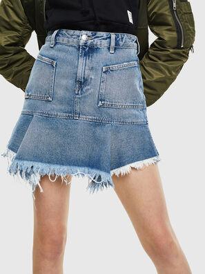 DE-BRYX, Light Blue - Skirts