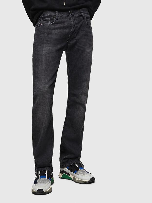 Zatiny 082AS, Black/Dark grey - Jeans