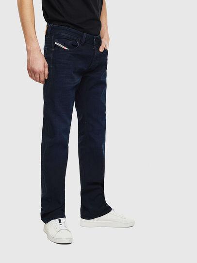 Diesel - Larkee 0098I, Dark Blue - Jeans - Image 1