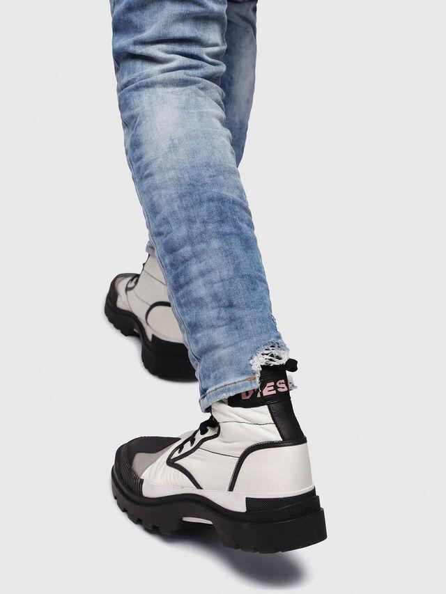Diesel - Thommer JoggJeans 087AC, Medium blue - Jeans - Image 4