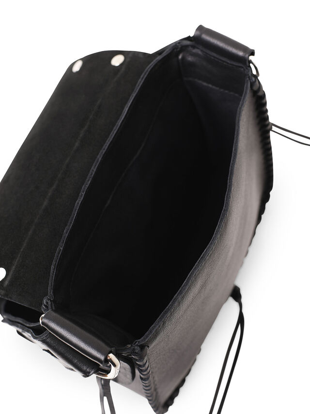 Diesel - LLG-S19-8, Black - Bags - Image 4