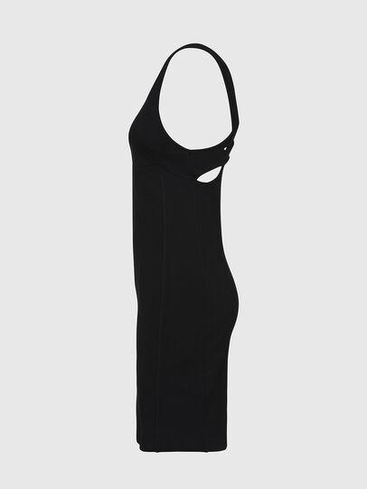 Diesel - D-KLAREN, Black - Dresses - Image 3