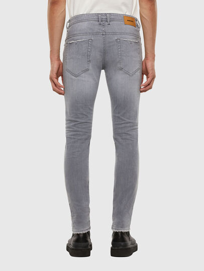 Diesel - Thommer 009DC, Light Grey - Jeans - Image 2