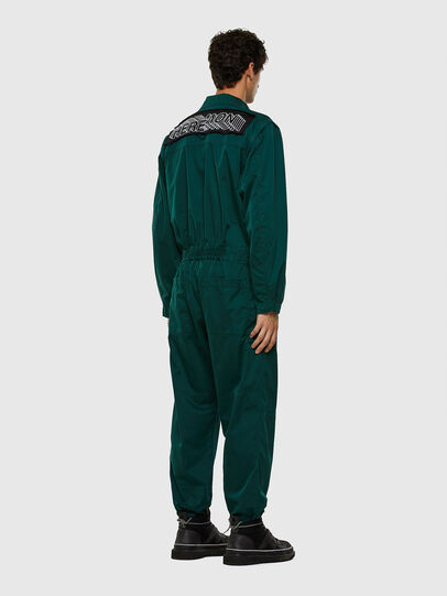 Diesel - P-LARRY, Dark Green - Pants - Image 8