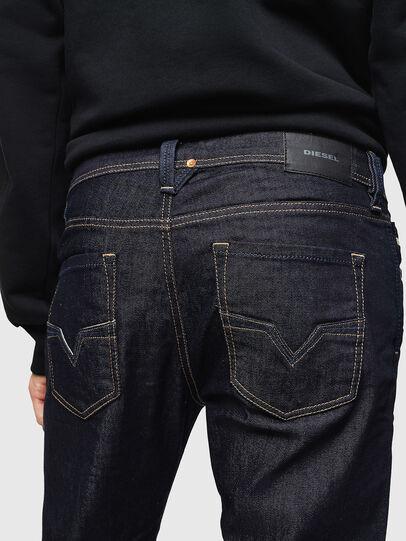Diesel - Larkee 084HN, Dark Blue - Jeans - Image 4