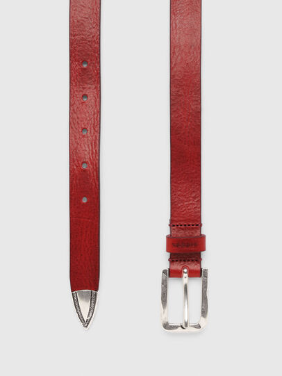 Diesel - B-TRITTI, Red - Belts - Image 3