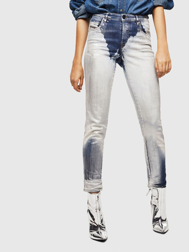 Babhila 0094W, Medium blue - Jeans