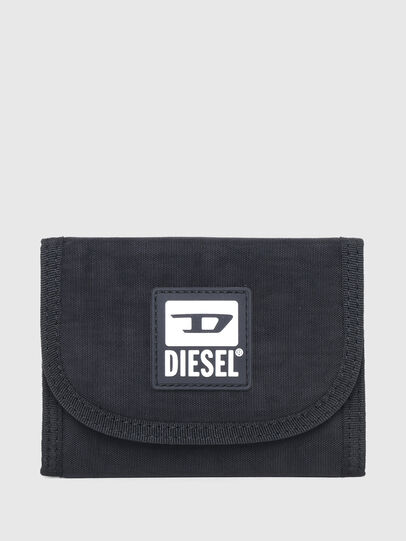 Diesel - YOSHINO LOOP III, Black - Small Wallets - Image 1