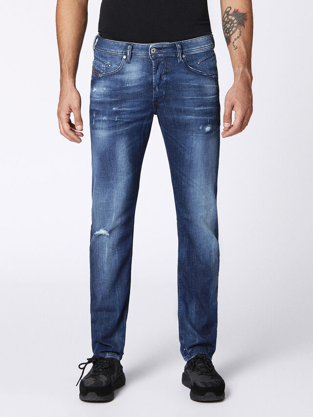 BELTHER 084MX, Blue Jeans