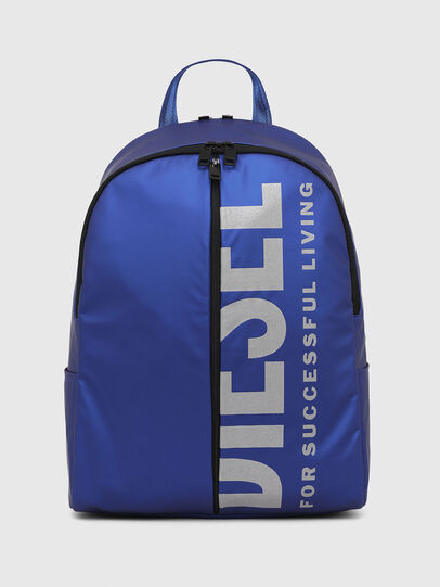 Diesel - BOLD BACK III, Blue - Backpacks - Image 1
