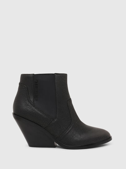 Diesel - D-FLAMINGO CB, Black - Ankle Boots - Image 1