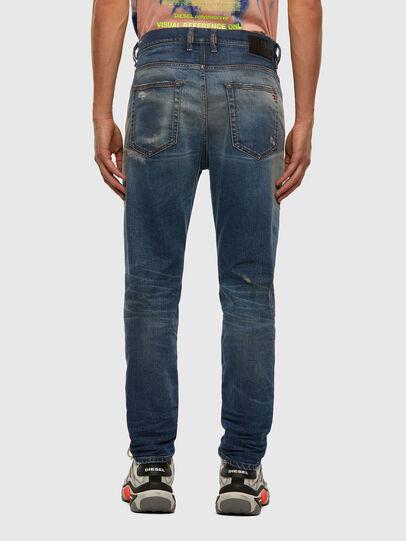 Diesel - D-Vider 009FR, Medium blue - Jeans - Image 2