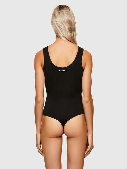 Diesel - UFBY-BODYTHREEPACK, Black - Bodysuits - Image 3