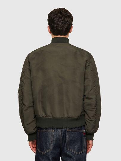 Diesel - J-MA-ONE-A, Brown - Jackets - Image 2